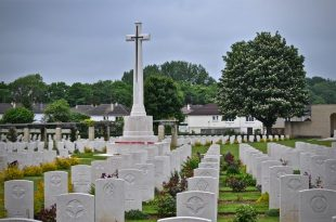 Ranville Cemetery © Remembrance Travel