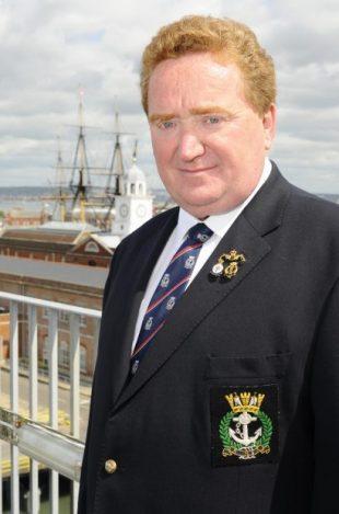 Paul Quinn, RNA General Secretary