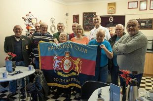 Breakfast Club members Southampton © Armed Forces Breakfast Club